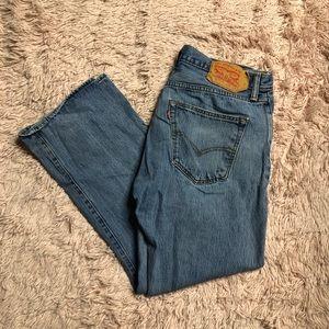 Vintage 501 Medium Wash Mom Jeans